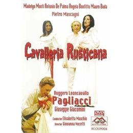Mascagni - Cavalleria Rusticana/Highlights from Pagliacci [DVD] [2004]